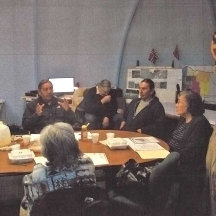 Rosebud Sioux Tribe Meeting